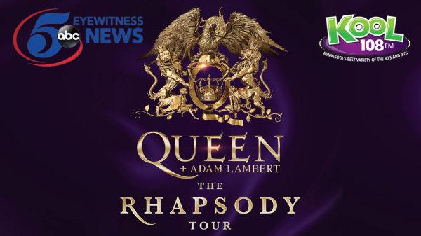 None - Watch, Listen & Win Queen Tickets