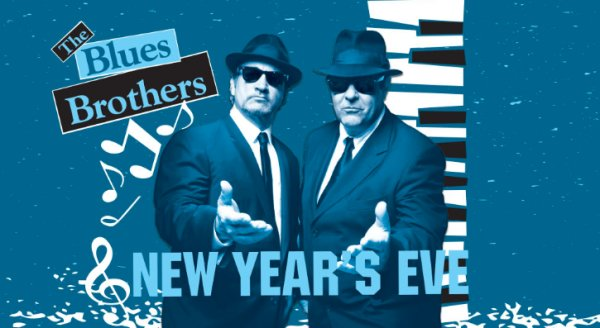 None - Win a pair of tickets to see the Blues Brothers at Treasure Island Resort & Casino!