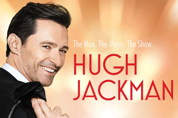 None - Win a pair of tickets to Hugh Jackman!