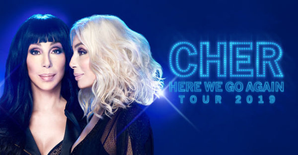 None - Win a pair of tickets to Cher!