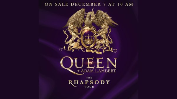 None - Win a pair of tickets to Queen and Adam Lambert!