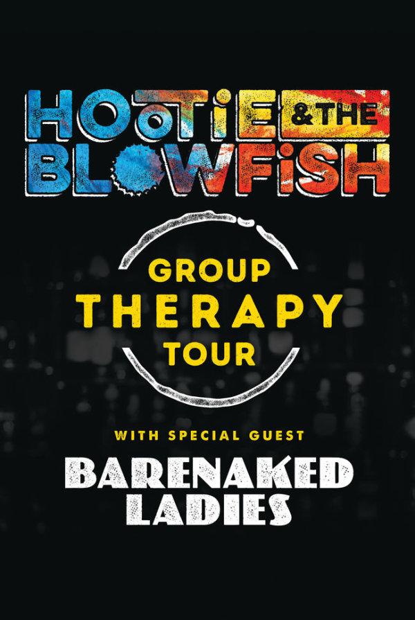 None - Win a pair of tickets to Hootie & The Blowfish!