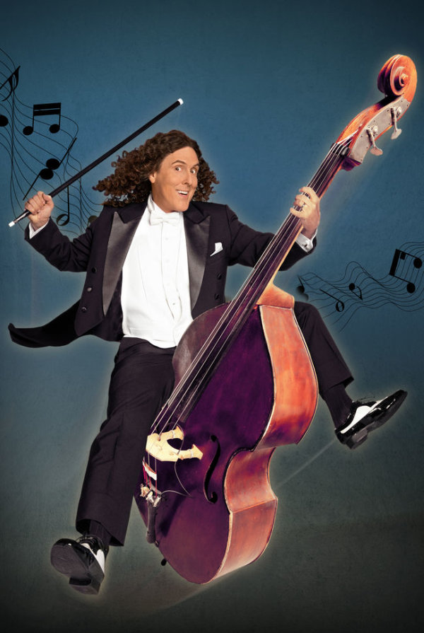 None - Win a pair of tickets to Weird Al Yankovic!