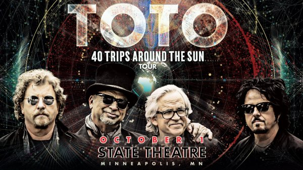 None - Win a pair of tickets to Toto!