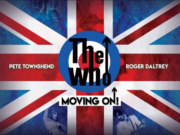 None - Win a pair of tickets to The Who!
