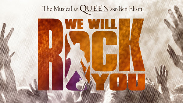 None - Win a pair of tickets to We Will Rock You!