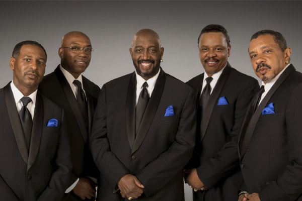 None - Win a pair of tickets to The Temptations!