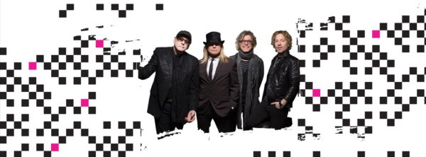 None - Win a pair of tickets to Cheap Trick!