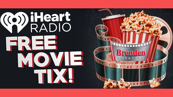 None - Win Free Movie Tickets From The Brenden Theatres!