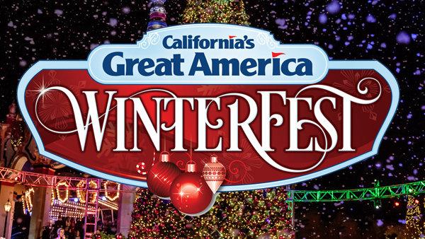 None - Win Tix To California's Great America Winterfest!