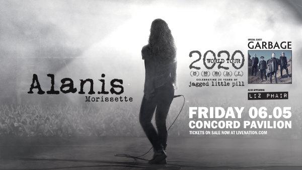 None - See Alanis Morissette LIVE!