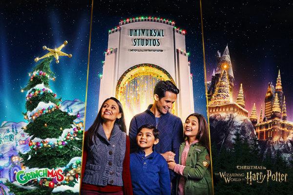 None - Holidays at Universal Studios Hollywood
