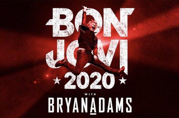 None - See Bon Jovi LIVE