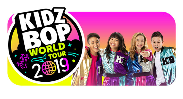 None - Win tickets to Kidz Bop in Charlotte!