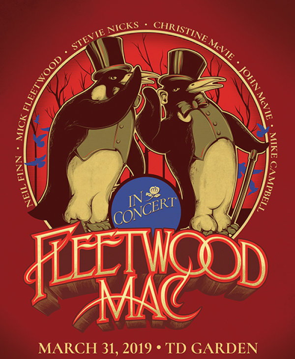 None - Fleetwood Mac at TD Garden!