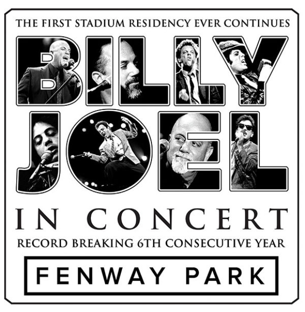 None - Billy Joel at Fenway