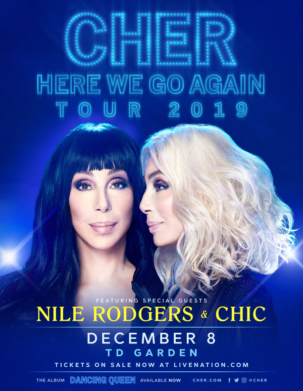 None - Cher! The Second Leg Of Her Here We Go Again Tour