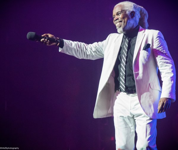 None - Billy Ocean At Twin River Casino