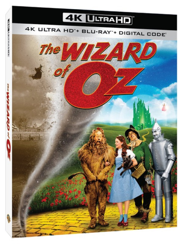 None - Wizard Of Oz in 4k