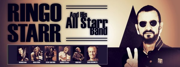 None - Ringo Star & His All Star band