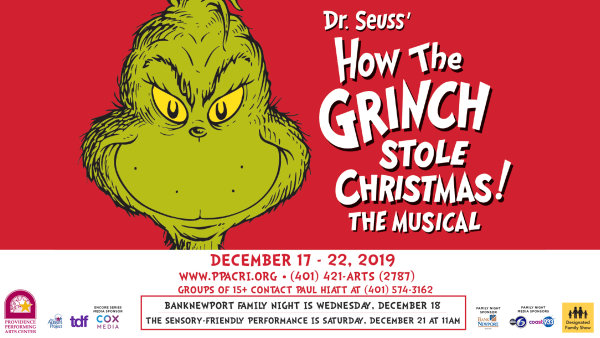 None - Dr. Seuss' How The Grinch Stole Christmas