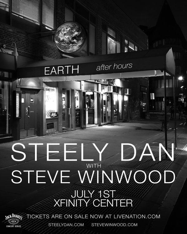 None - Steely Dan at the Xfinity Center