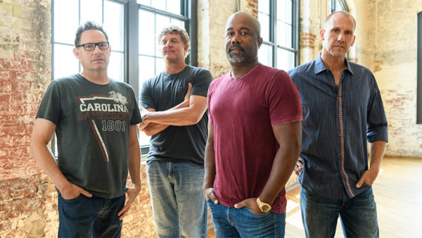 None -  It's the return of Hootie & the Blowfish!