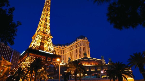None - Eiffel Tower Paris Las Vegas Contest