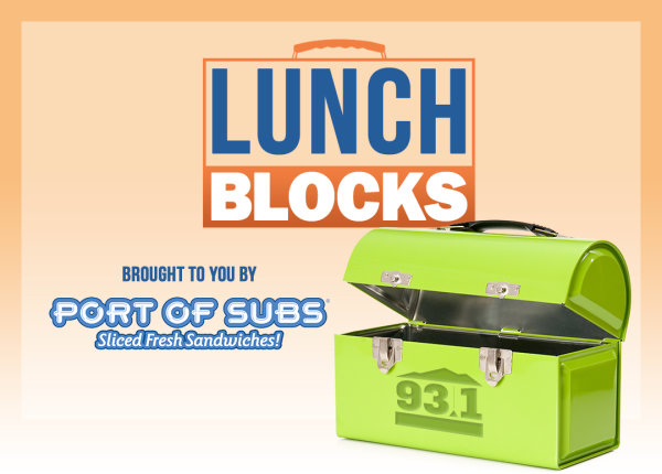 None - Lunch Blocks By Port of Subs