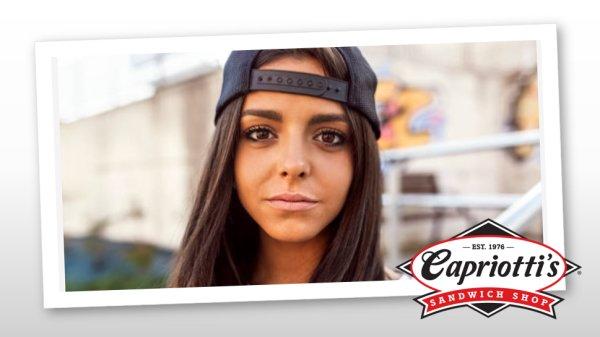 None - #Caps4Caps Capriotti's Contest