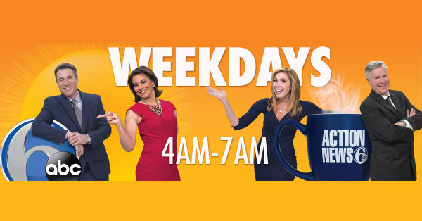 None - Win Breakfast with the 6abc Action News Morning Team!