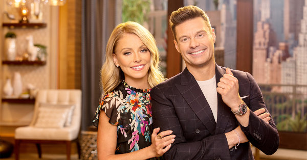 None - Win tickets to see Live with Kelly & Ryan in NYC!