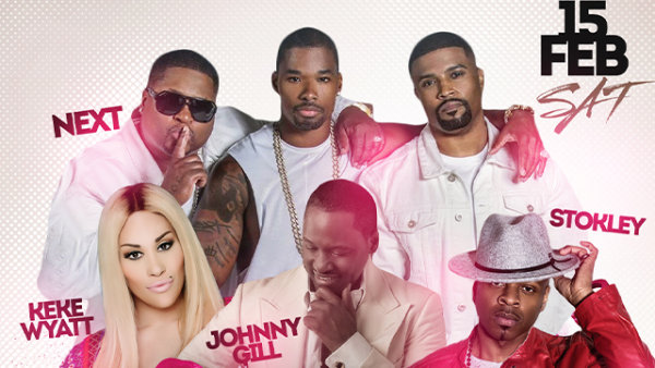 None - Win Tickets To The Valentines Concert at Boardwalk Hall in Atlantic City
