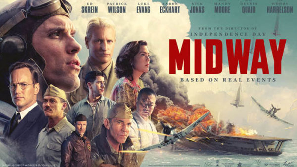 None - Register To Win 'Midway' Movie Prize-Pack