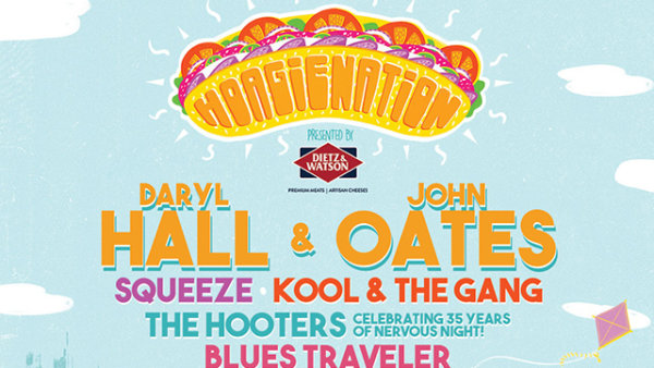 None - Win Tickets to Daryl Hall and John Oates Present HOAGIENATION 2020!