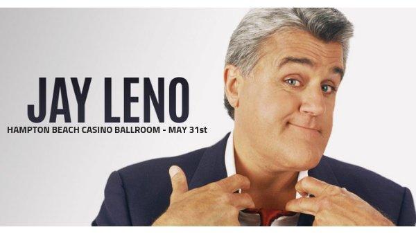 None - Jay Leno Tickets
