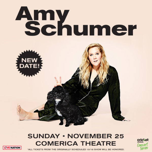 None - Win Tickets To See Amy Schumer!
