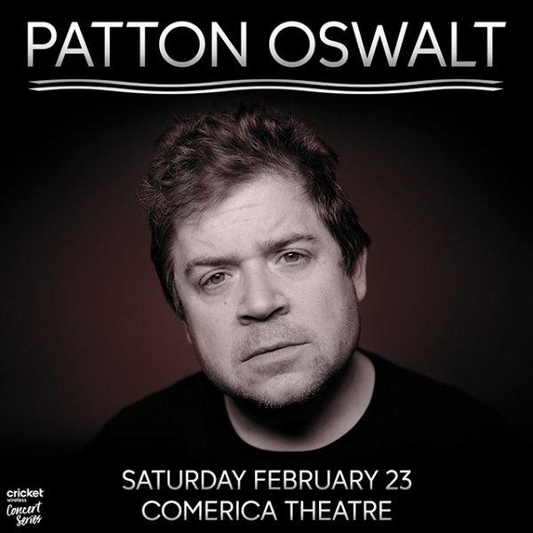 None - Patton Oswalt