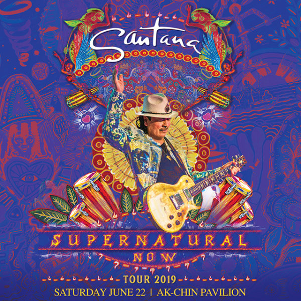 None - Santana With Special Guest The Doobie Brothers