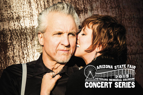 None - Pat Benatar & Neil Giraldo At The Arizona State Fair