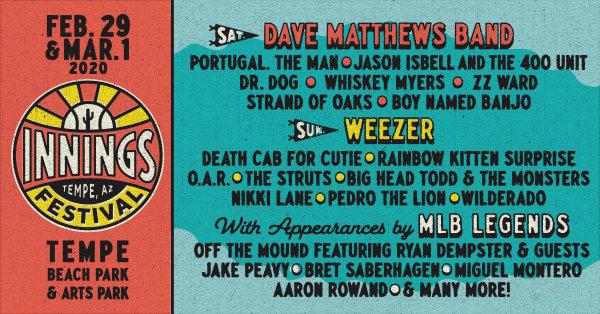 None - Innings Festival 2020
