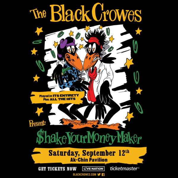 None - The Black Crowes