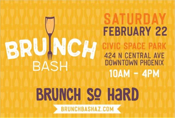 None - Brunch Bash