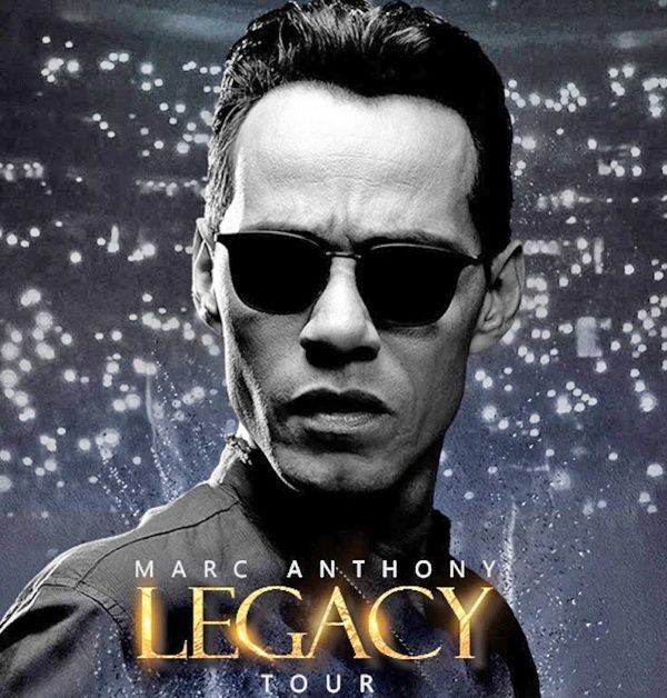 None - Win Tickets to see Marc Anthony!