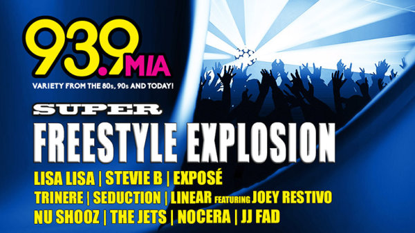 None -  Win tickets to Super Freestyle Explosion!