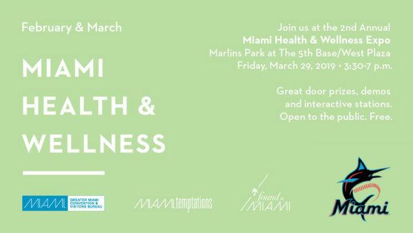 None - Miami Health & Wellness Expo at Marlins Park