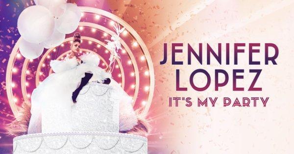 None - J Lo's It's My Party Tour