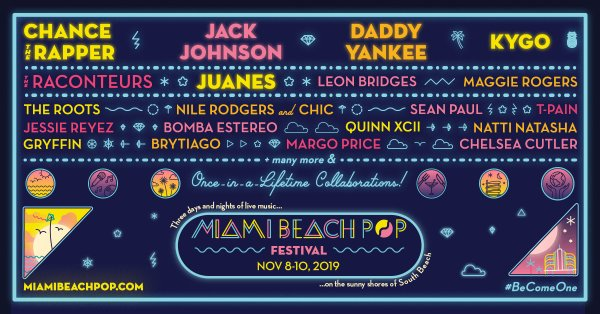 None - Miami Beach Pop Festival!