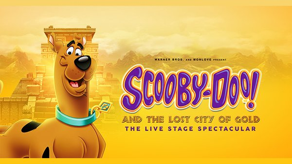 None - Scooby Doo! and The Lost City of Gold!