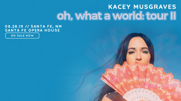 None - Win Kasey Musgraves Tickets